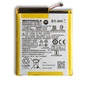 Battery (JS40) for Moto Z3 / Z3 Play (Authorized OEM)