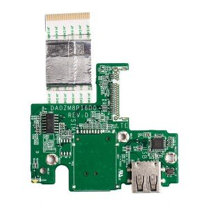 USB Board (OEM Pull) for Dell Chromebook 11  3120 / 3120 Touch