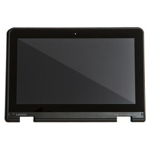 LCD and Digitizer Assembly (OEM Pull) for Lenovo ThinkPad Yoga 11e Chromebook (Gen 3) Touch