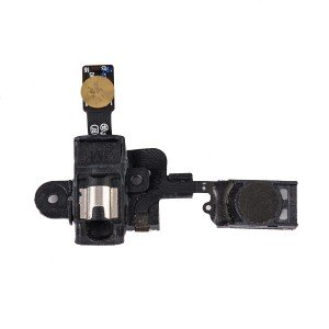 Ear Speaker & Headphone Jack Flex Cable for Samsung Galaxy Note 2