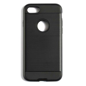 Fashion Style Case for iPhone 8 / iPhone SE2 - Black