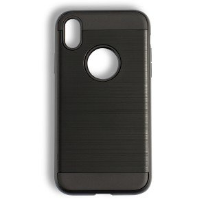 """Fashion Style Case for iPhone XR (6.1"""") - Black"""