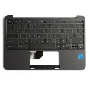 Palmrest with Keyboard (OEM Pull) for HP Chromebook 11 G5 EE