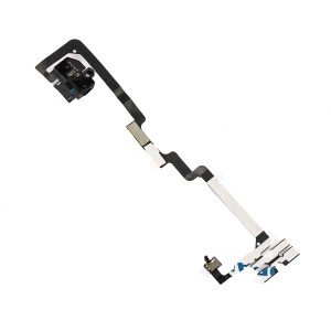 Headphone Jack Flex Cable for iPhone 4 CDMA - Black