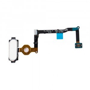 Home Button Flex Cable for Galaxy Note 5 - White