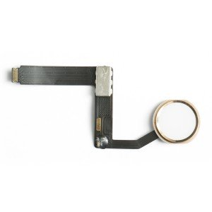 """Home Button Flex Cable for iPad Pro 9.7"""" - Gold (No Touch ID)"""