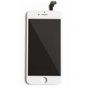 "LCD & Digitizer Frame Assembly for iPhone 6 (4.7"") (MDStandard) - White"