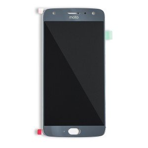 LCD & Digitizer for Motorola Moto X4 (XT1900-01) (Authorized OEM) - Sterling Blue