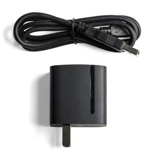 Micro USB Tablet Charger (5V | 2A | 10W) (Cable and Adapter Set) (Generic) - Black