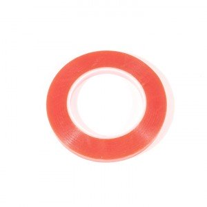 Premium Double Sided Red Tape (10mm)