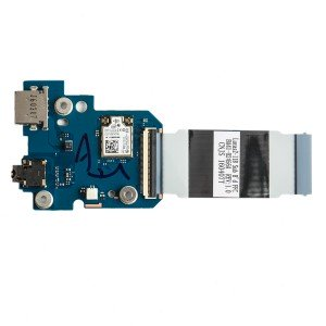 Audio and USB Board (OEM Pull) for Samsung Chromebook 11 XE500C13