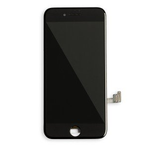 LCD Frame Assembly for iPhone 7 (SELECT) - Black (Bulk Pricing Available)
