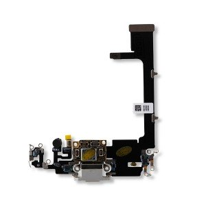 Charging Port Flex with Sub-Board for iPhone 11 Pro (SELECT) - Silver