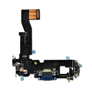 Charging Port Flex with Sub-Board for iPhone 12 Pro (PRIME) - Pacific Blue