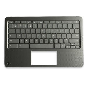 Palmrest with Keyboard (OEM Pull) for HP Chromebook x360 11 G1 EE