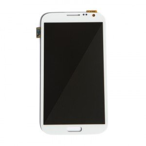 LCD & Digitizer for Samsung Galaxy Note 2 (MDSelect - Generic) - White