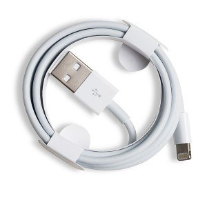MFi Lightning Charging Cable for iPhone / iPad (10 Pack) - White