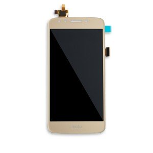 LCD Assembly for Moto E4 (XT1765) (Authorized OEM) - Gold