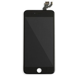 Display Assembly with Small Parts for iPhone 6S Plus (SELECT - EXPRESS) - Black
