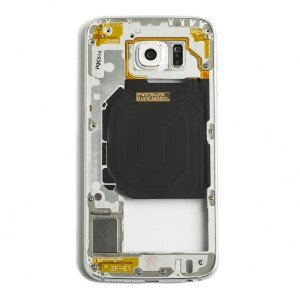 Back Housing for Samsung Galaxy S6 (G920A / G920T) - White