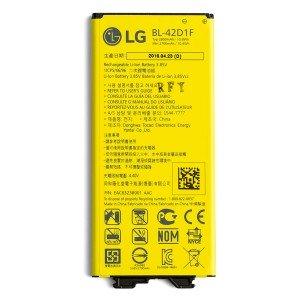 Battery for LG G5 (BL-42D1F)(Authorized OEM)