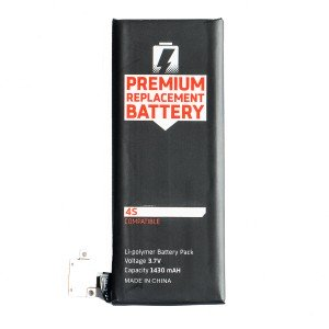 Battery for iPhone 4S (MDSelect)