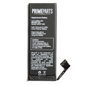 Battery with Adhesive for iPhone 5C (PRIME) (New Zero-Cycle)