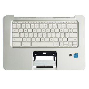 Palmrest with Keyboard (OEM Pull) for HP Chromebook 14 G1