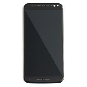 LCD Frame Assembly for Moto X Style / Moto X Pure Edition (XT1570 / XT1575) (Authorized OEM) - Black
