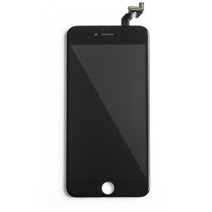 "LCD & Digitizer Frame Assembly for iPhone 6S Plus (5.5"") (MDBasic) - Black (Bulk pricing available for sets of 5 screens)"