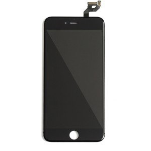"LCD & Digitizer Frame Assembly for iPhone 6S Plus (5.5"") (Prime) - Black"