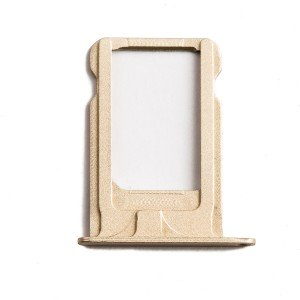 Sim Card Tray for iPhone 5S / iPhone SE - Gold