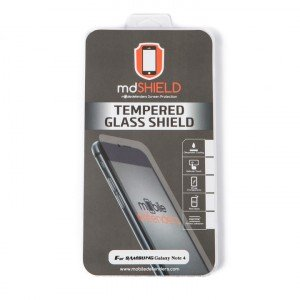 MD Tempered Glass for Galaxy Note 4