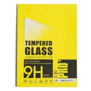 "Tempered Glass Shield (0.33mm) (Retail Packaging) for iPad Pro (9.7"")"