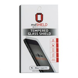 MD Tempered Glass for iPhone 7 / 8 (Anti-UV)