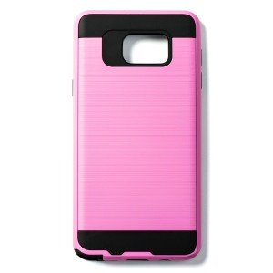 Tough Fashion Style Case for Samsung Galaxy Note 5 - Pink