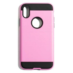 Fashion Style Case for iPhone X - Pink