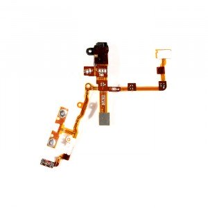 Headphone Jack & Power Volume Flex Cable for iPhone 3G / iPhone 3GS