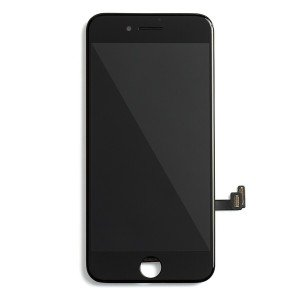 LCD & Digitizer Frame Assembly for iPhone 8 (ONE) - Black