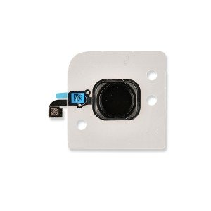 Home Button Flex Cable for iPhone 6 - Black (No Touch ID)