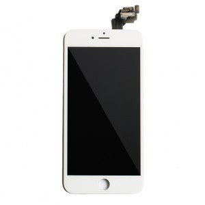 Display Assembly with Small Parts for iPhone 6 Plus (SELECT - EXPRESS) - White
