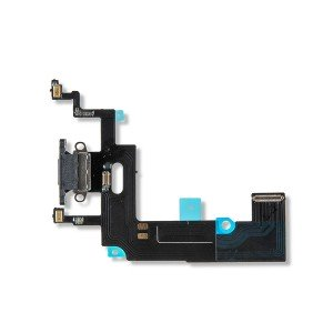 Charging Port Flex Cable for iPhone XR - Black