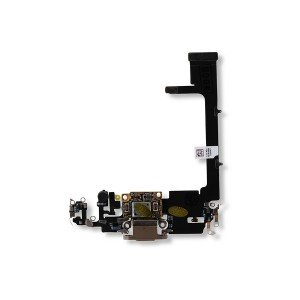 Charging Port Flex with Sub-Board for iPhone 11 Pro (SELECT) - Gold