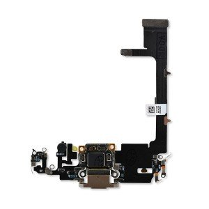 Charging Port Flex with Sub-Board for iPhone 11 Pro (PRIME) - Gold