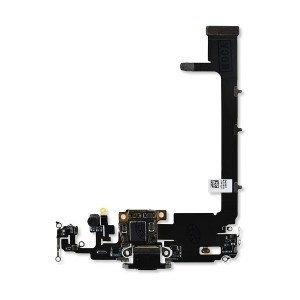 Charging Port Flex with Sub-Board for iPhone 11 Pro Max (PRIME) - Space Gray