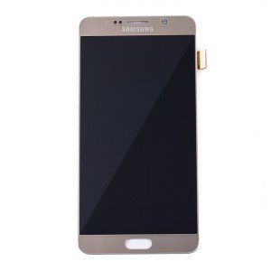 LCD & Digitizer for Samsung Galaxy Note 5 (Prime - OEM) - Gold