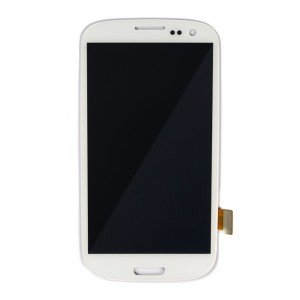 LCD & Digitizer for Samsung Galaxy S3 (MDSelect - Generic) - White