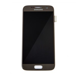 LCD & Digitizer for Samsung Galaxy S7 (Prime - OEM) - Gold Platinum