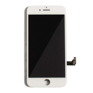 "LCD & Digitizer Frame Assembly for iPhone 7 (4.7"") (MDSelect) - White"